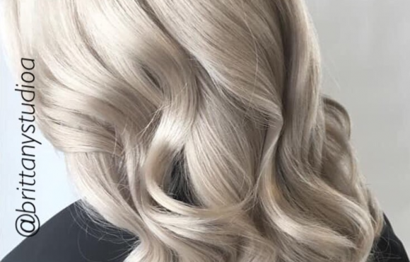 Ice Blonde — Hair by Amy
